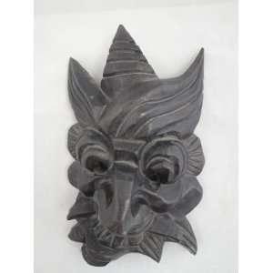 Tribal Ritual 11 Solid Wood Wall Art Decor Mask #341   FREE