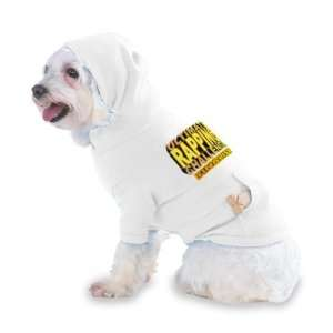 ULTIMATE RAPPING CHALLENGE FINALIST Hooded (Hoody) T Shirt with pocket