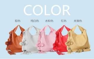 Hobo PU leather women fashion handbag shoulder bag purse N1777