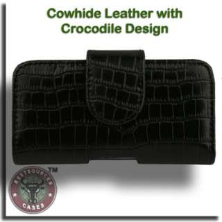 Genuine Leather Case for Nokia E5 Pouch Holster Cover