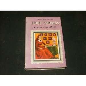 Eight Cousins (Companion Library) Books