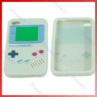 Nintendo Soft Silicone Case Cover Protector Game Boy For Apple iPhone