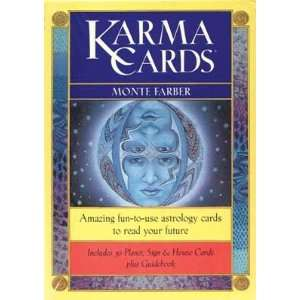 Karma Cards (deck & book) by Farber, Monte