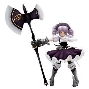 Queens Blade   1/7 Iron Princess Yumir Royal Purple Ver