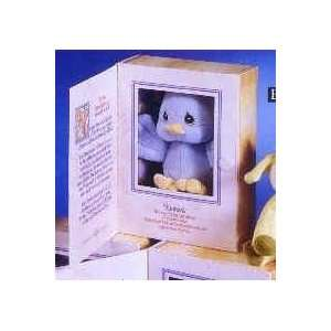 Tails Blue Bird in Bible Box by Enesco Precious Moments Toys & Games