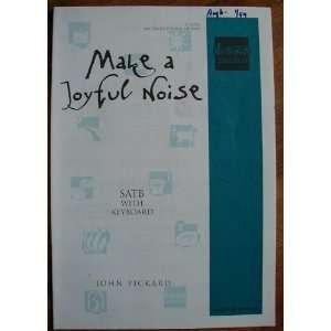 Make A Joyful Noise (Psalm 100) (Augsburg Choral Library