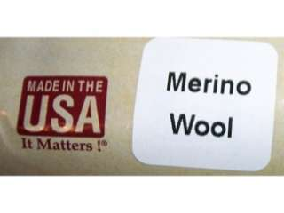 2pr LH Rugged Wear Merino Wool Socks 9 11