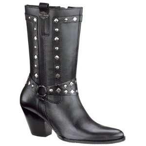 Harley Davidson Footwear D81809 Womens Strut Boots Baby