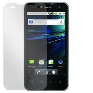 LG Optimus G2X 2 in1 Hybrid Grey/White hard case cover + Screen