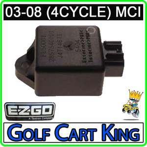 EZGO Ignitor (2003 2008) TXT 4 cycle MCI Golf Cart Engine