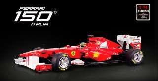 Ferrari F1 Formula 114 Scale RC Radio Remote Control Racing Car