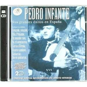 Sus Grandes Exitos En Espana Pedro Infante Music