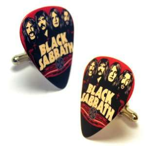 Black Sabbath Music Plectrum Real Authentic Guitar Picks