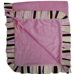 Baby Bella Maya Stroller Blanket Pixie Stix Baby