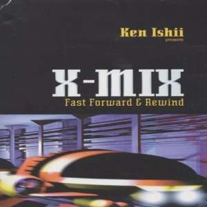 X Mix Fast Forward & Rewind [VHS] Ken Ishii Movies & TV