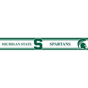 michigan state wallpaper border