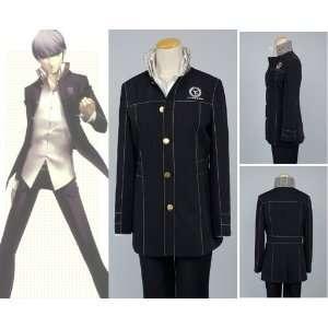 Shin Megami Tensei Persona 4 P4 Cosplay School Boy