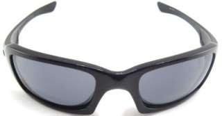 Oakley Sunglasses Fives Squared Polished Black Grey 03 440