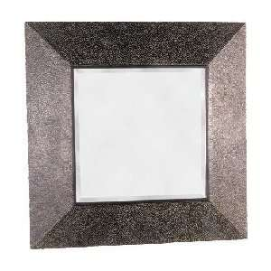Large Wall Mirrors in Coppery Brown