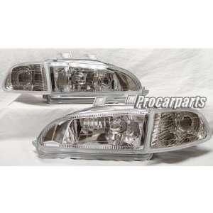 Honda Civic 92 95 2/3 door Euro Clear Corner/headlights