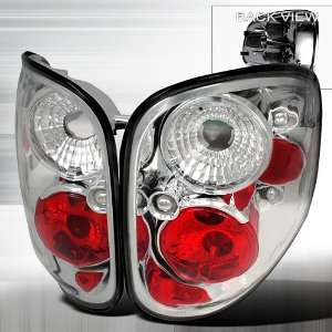 FORD F150 XL XLT FLARESIDE CHROME HOUSING TAIL LIGHTS