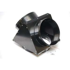 Dual Duct Adapter for 300000 BTU Portable Diesel Indirect Fired Heater