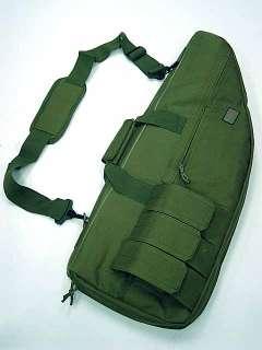 29 Tactical AEG Rifle Sniper Case Gun Bag Mag Pouch OD