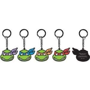 Teenage Mutant Ninja Turtles (TMNT)   Group of Four Toys & Games