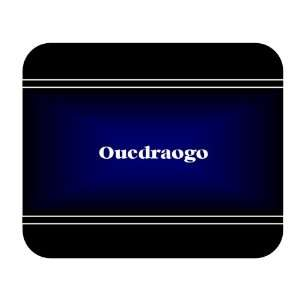 Personalized Name Gift   Ouedraogo Mouse Pad: Everything Else