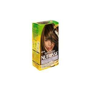 Garnier Nutrisse Permanent Creme Haircolor #H3 Warm Copper