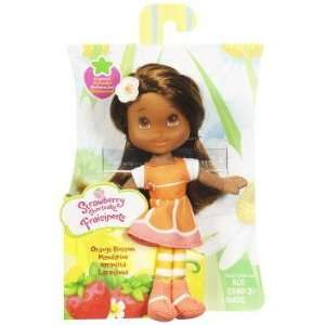 Strawberry Shortcake Mini Plush Doll Orange Blossom Toys