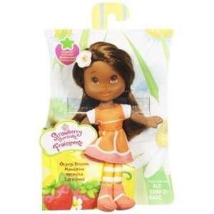 Strawberry Shortcake Mini Plush Doll Orange Blossom Toys