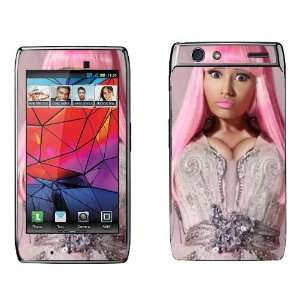 Meestick Nicki Minaj09 Pink Vinyl Adhesive Decal Skin for