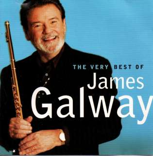 JAMES GALWAY THE VERY BEST OF 2 CD SET 2002