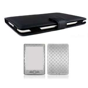 Bundle Monster Synthetic Leather Case, Vinyl Skin Decal, Screen