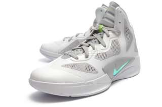 Nike Zoom Hyperfuse 2011 X White/Wolf Grey Volt