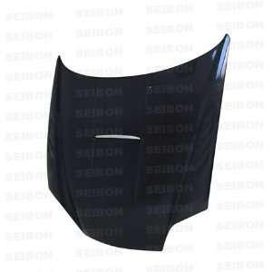 08 09 Hyundai Genesis Coupe SEIBON Carbon Fiber Hood   SC