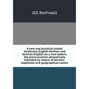com A new and practical pocket dictionary, English German and German