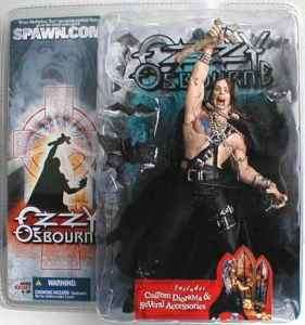 McFarlane Toys Limited Edition Ozzy Osbourne Figure