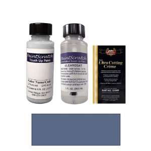 1 Oz. Gitane Blue Pearl Metallic Paint Bottle Kit for 1990