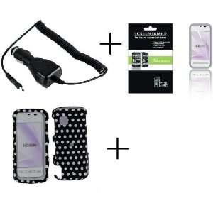 Case + Screen Protector + Car Charger for Nokia 5230