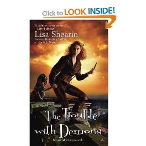 The Trouble with Demons (Raine Benares, Book 3