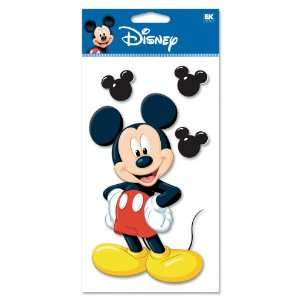 Disney Jumbo Mickey Mouse Dimensional Sticker Arts