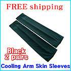 black arm sleeve cover