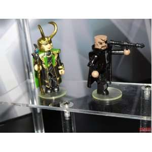 Movie Exclusive Mini Figure 2Pack Loki Nick Fury Toys & Games