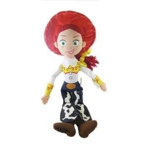 Disney Toy Story plush   12in Jessie Plush   Fabric Head