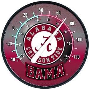 NCAA Alabama Crimson Tide Thermometer