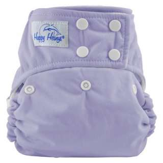 New HAPPY HEINYS One Size Pocket Cloth Diapers w/ SNAPS