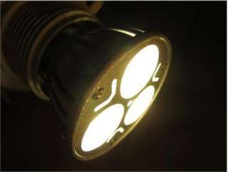 white mr16 3x1w led light high quality effective and energy saving low