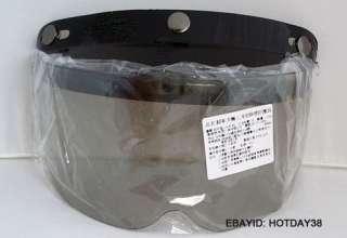 Motorcycle Helmet Visor Face Wind Shield Mask    Half Face Design(10cm
